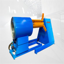 DX hydraulic uncoiler for press machine