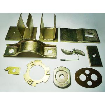 Copper Material Stamping Electric Parts