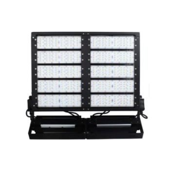 ສະຫນາມກິລາກາງແຈ້ງ Super Bright LED Outdoor 1000W LED Lightning Flood Light