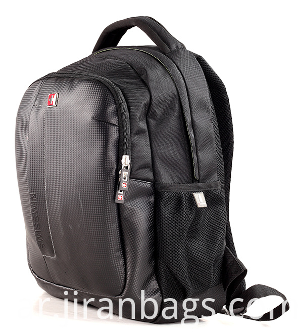Multi dedicated compartments backpack