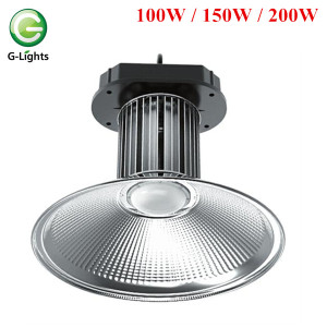 Massive Selection for for Offer Led High Bay Light, High Bay Light, Led High Bay from China Supplier Top Quality 100W LED High Bay Light supply to Italy Factories