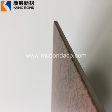 MC Bond Finish Aluminum Plastic Composite Panel