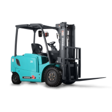 Goods high definition for 3.0-3.5Ton Electric Forklift 3.5 Ton Semi-AC Electric Battery Forklift Truck supply to Nauru Importers