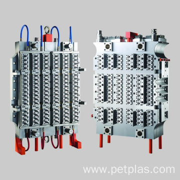 96 cavitie pet bottle preform mould