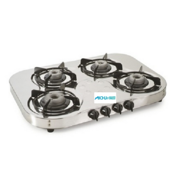 Stainless Steel Gas Stove High Flame