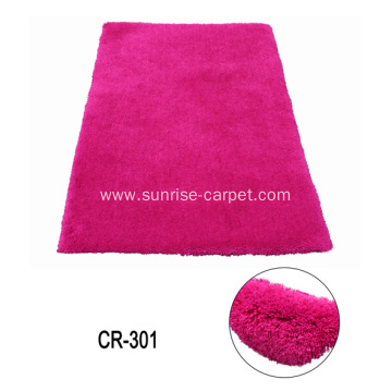 Microfiber Carpet With Plain Color