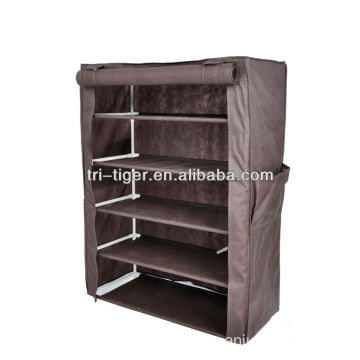 5 Tiers Shoe Cabinet with covers