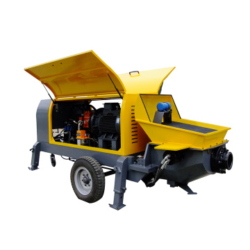 Hydraulic secondary construction pump