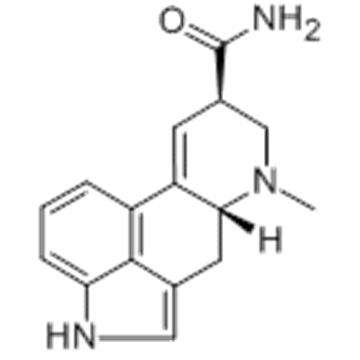 9,10-didehydro-6-methylergoline-8beta-carboxamide CAS 478-94-4