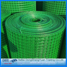 China Cheap price for Galvanized Metal Storage Cages 2x2 Pvc Coated Welded Wire Mesh supply to Italy Suppliers