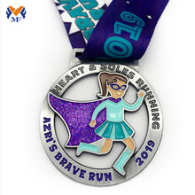 Custom 5k race running sports medals