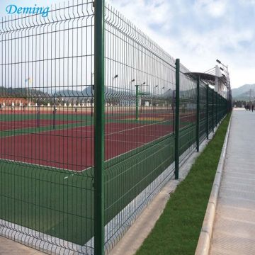 Used Galvanized Wire Mesh Fencing for Sale