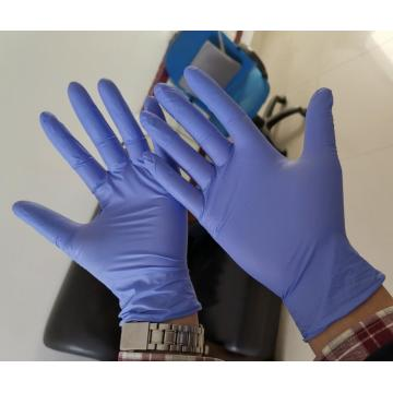 powder free vinyl medical gloves hot product