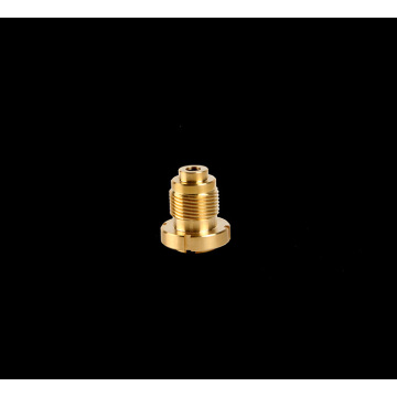 CNC Brass Faucet Connector