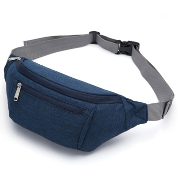 Unisex Travel Sport Purse Belt Outdoor Waist Pouch