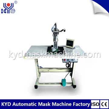 Cup Mask Ear-loop Welding Making Machine