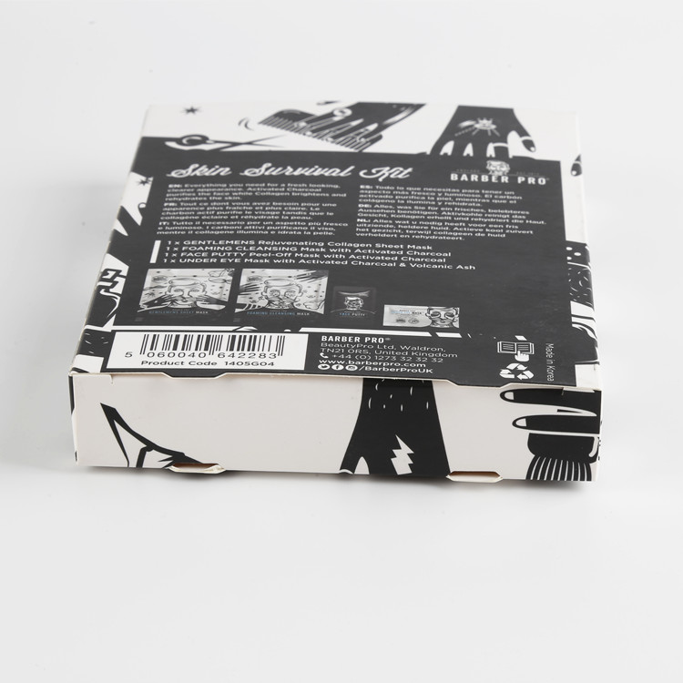 Facial Mask Paper Box