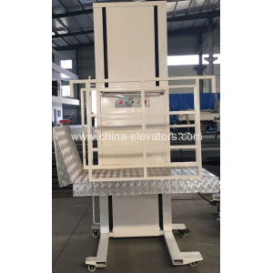 Portable Vertical Barrier Free Lift for Wheelchairs