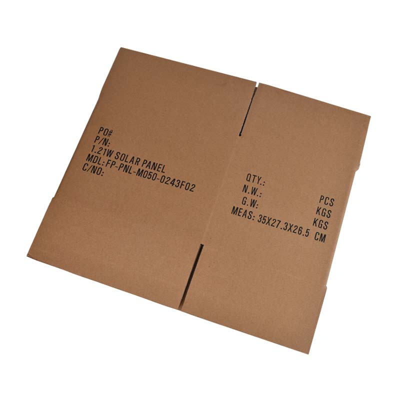Strengthen the core export carton