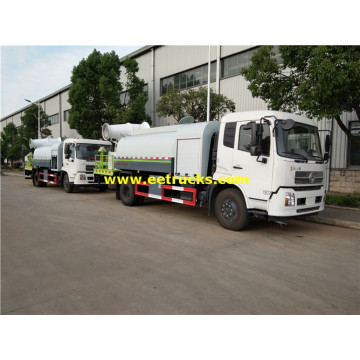 10m3 DFAC Dust Control Sprayer Trucks