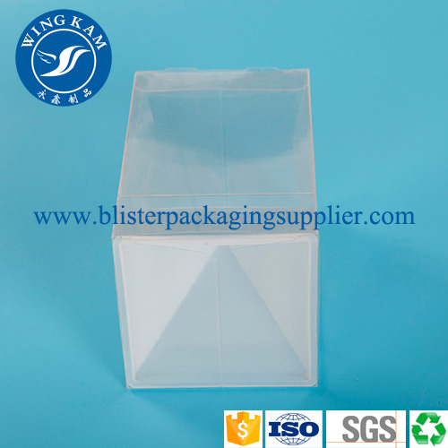 PET PVC PP PC Plastic Folding Packaging