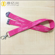 Factory cheap custom design your own lanyard