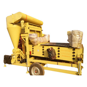 Vertical Air Screen Onion Seed Cleaning Machine