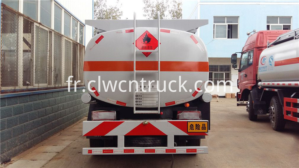 fuel transport tank truck 3