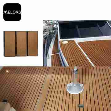 Melors Non-Skid Marine Traction Synthetic Boat Decking