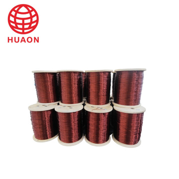 enameled copper magnet wire round