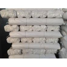 soft handfeel white color cotton interlining