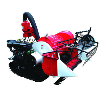 Chinese Factory Mini Harvester For Paddy Harvester 4LZ-0.8