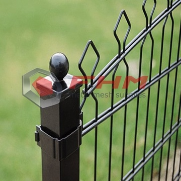 OEM Supply for Metal Pyramid Fence Decorated Welded Wire Pyramid Fence for Garden supply to Netherlands Supplier
