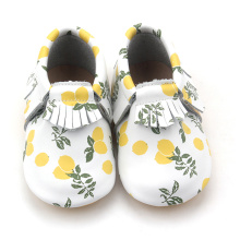 Popular Design Moccasins Baby Leather Dolls Shoes