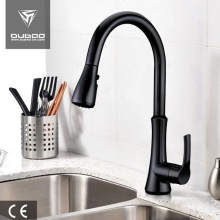Single-Handle Simple Design Deck-Mounted Kitchen Faucet Taps