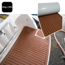 Supply for Eva Faux Teak Sheet Deck Waterproofing Eva Marine Teak Decking Sheet export to Spain Factory