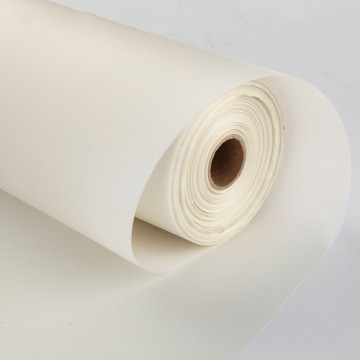 0.08 PTFE Coated White Fabric