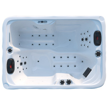 Hot sale outdoor whirlpool function commercial hot tub