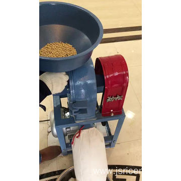 Low price for Portable Rice Milling Machine Fully Automatic Rice Maize Wheat Flour Milling Machine supply to India Factories