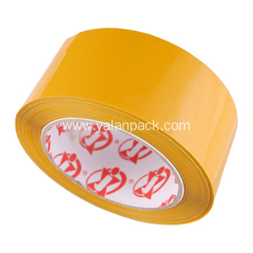 Colored packaging adhesive gum tape roll