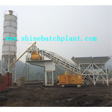 Indonesia Mobile Concrete Batch Plant Cost