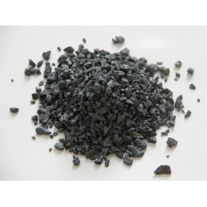 Electric calcined coal-burning coal in Tai-XI plant