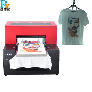 Machine d'impression automatique de vêtement de T-shirt A3