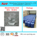 Industrial Grade Acetic Acid from Factory