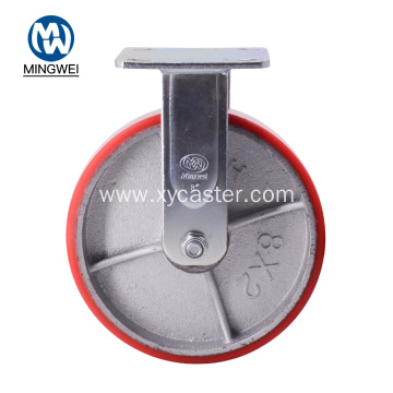 8 Inch Heavy Duty Industrial Casters