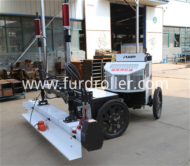 FJZP-220 Laser Screed Machine
