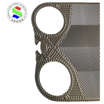 High quality paper heat exchanger plate V130