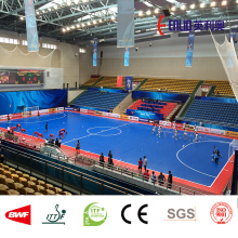 Good Quality for Futsal Court P.P. Indoor Futsal interlocking tiles with AFC export to Iraq Manufacturer