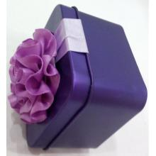 Purple Festive Candy Tin Box