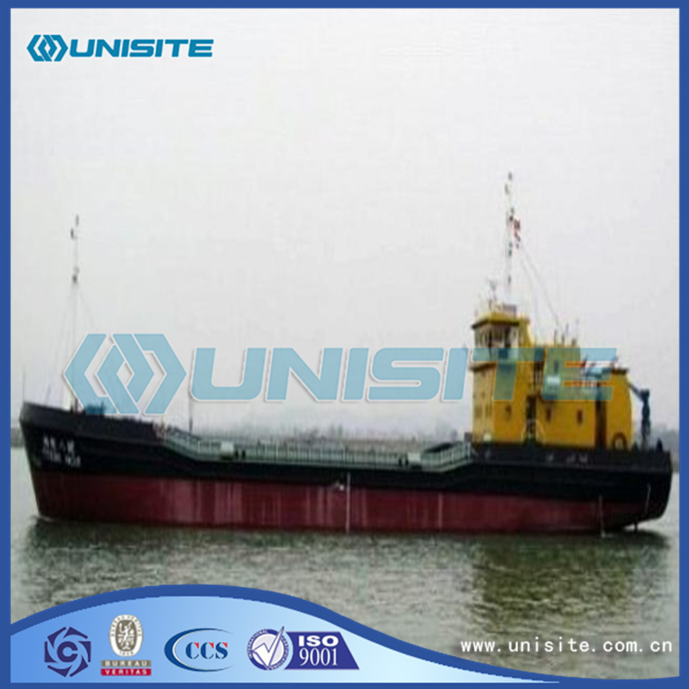 Self Propelled Boat Barge